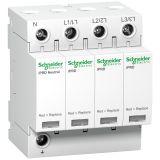 Surge protector A9L40600 3P+N 350V <1.4kV 15kA 40kA DIN
