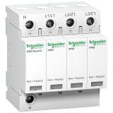 Surge protector A9L65601 3P+N 350V <1.5kV 20kA 65kA DIN