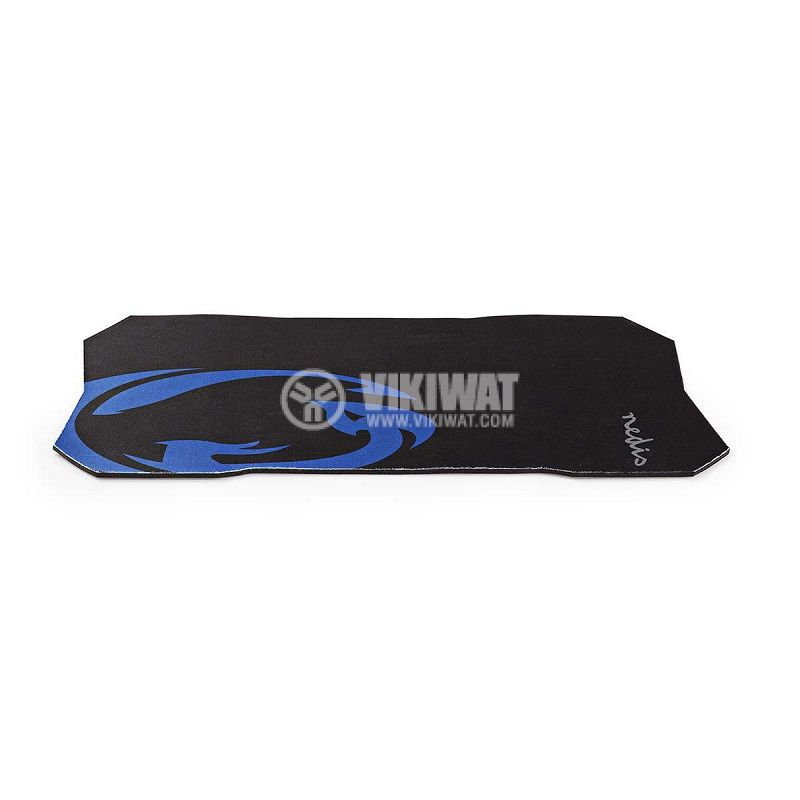 Gaming Mouse pad, GMPD100BK, antibacterial, 287x244mm - 2