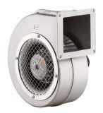 Вентилатор, промишлен, BDRAS 140-60, 230VAC, 138W, 458m3/h, тип охлюв