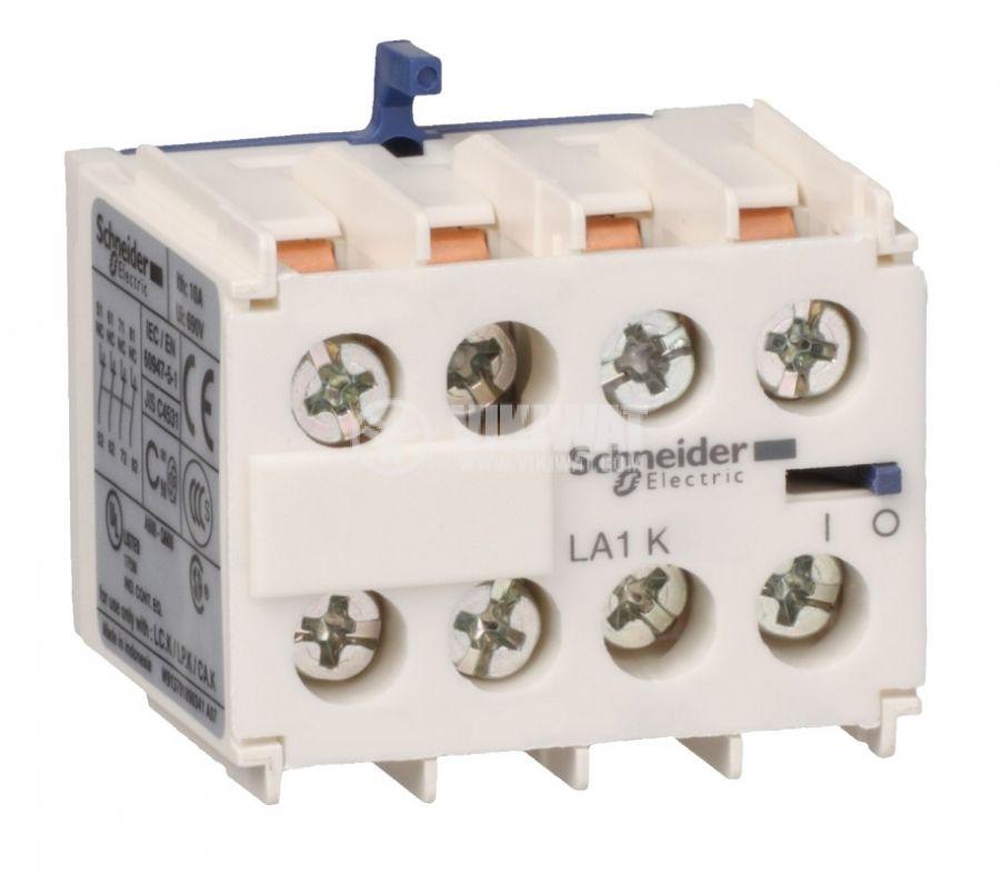 Помощни контакти LA1KN04 10A/690V 4PST 4xNC