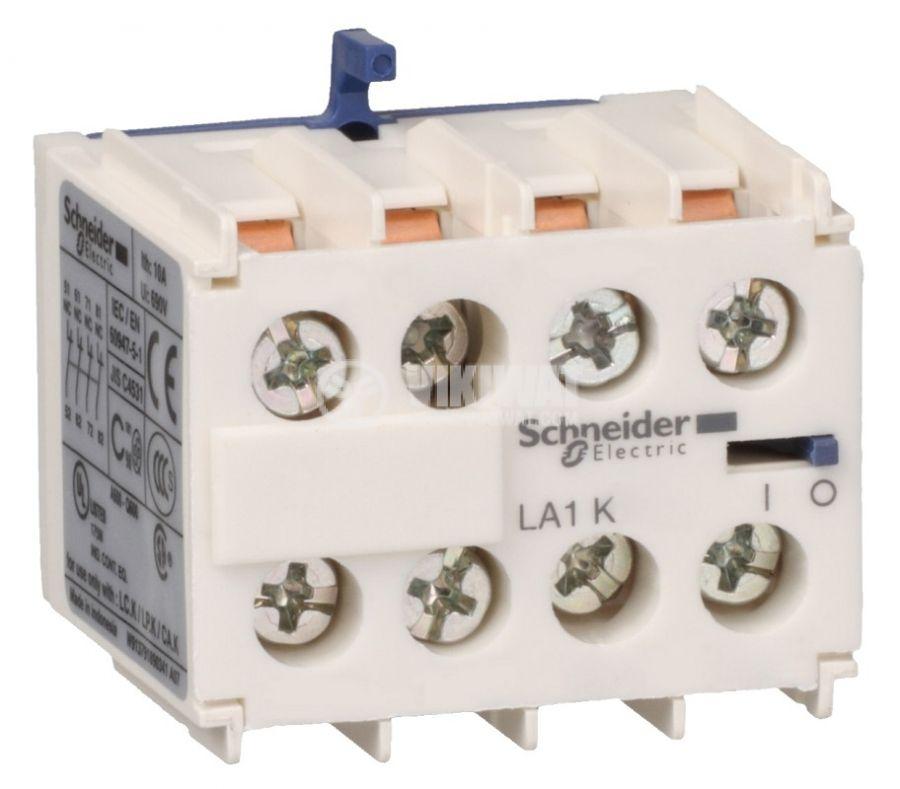 Помощни контакти LA1KN31 10A/690V 4PST 3xNO+NC
