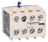 Помощни контакти LA1KN31, 10A/690VAC, 4PST, 3xNO+NC