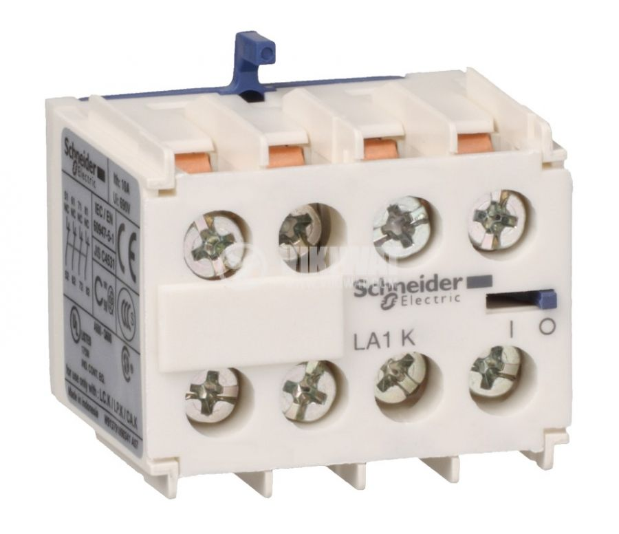 Помощни контакти LA1KN40 10A/690V 4PST 4xNO