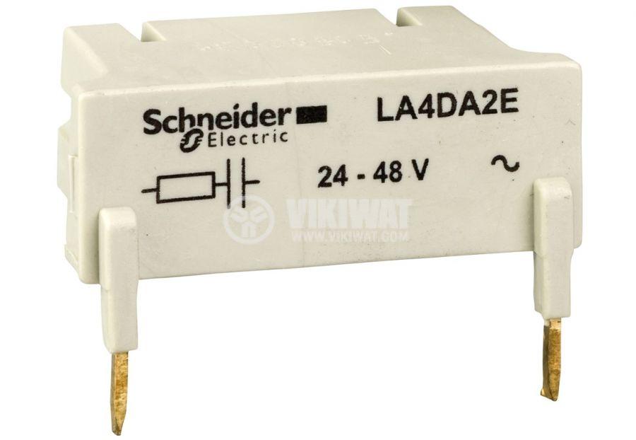 RC верига LA4DA2E 24-48VAC