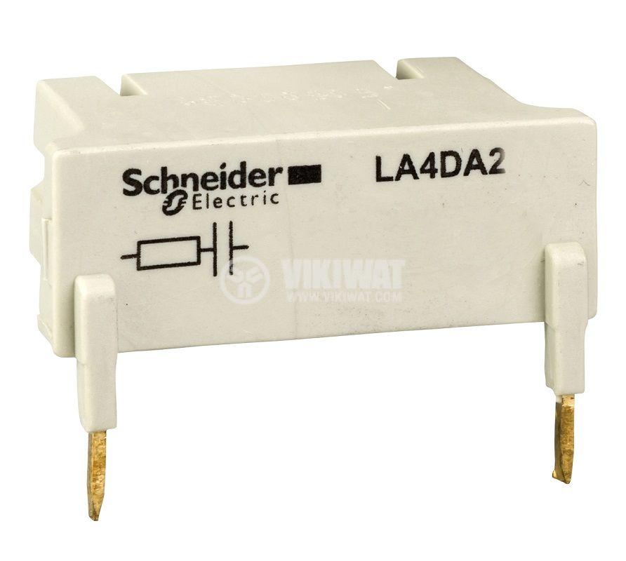 RC верига LA4DA2U 110-250V