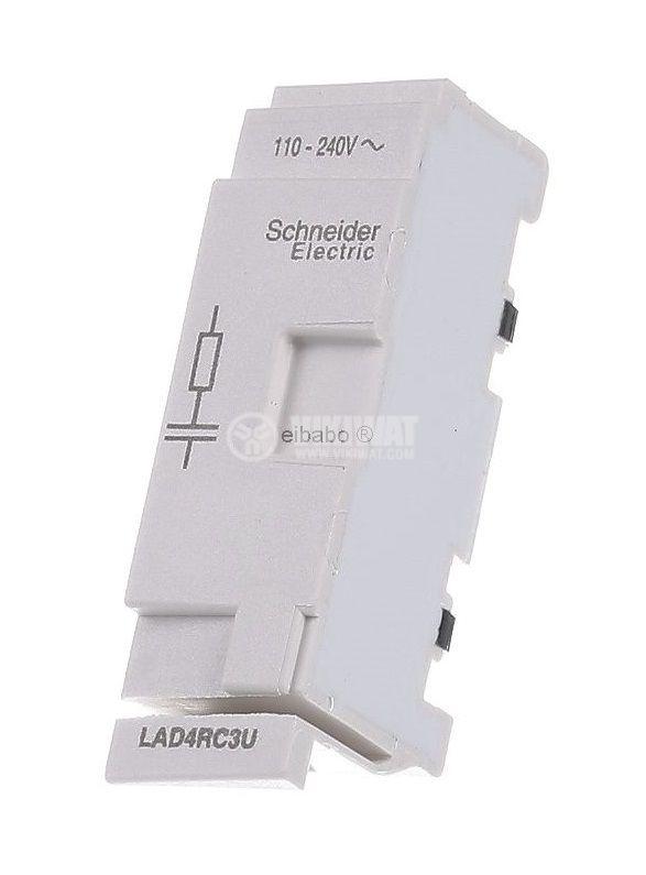 RC верига LAD4RC3U 110-240VAC