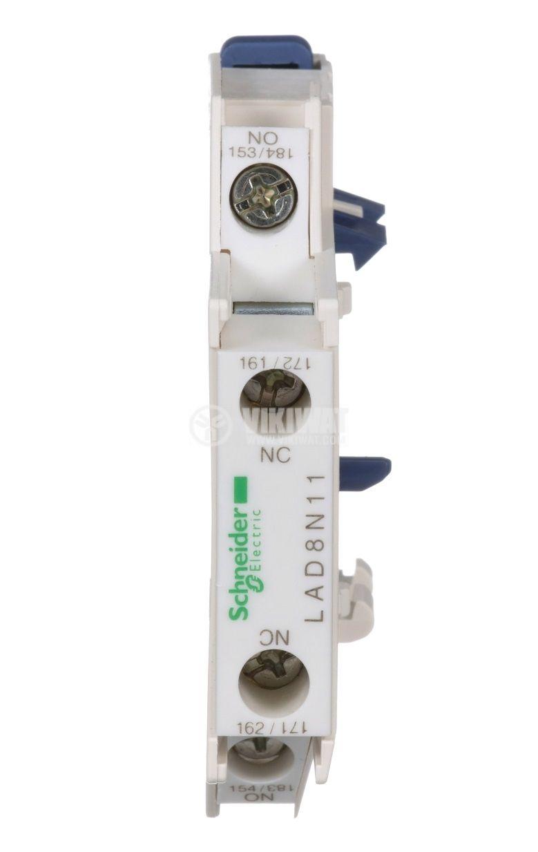 Помощен контакт LAD8N11 10A/690VAC SPDT NO+NC