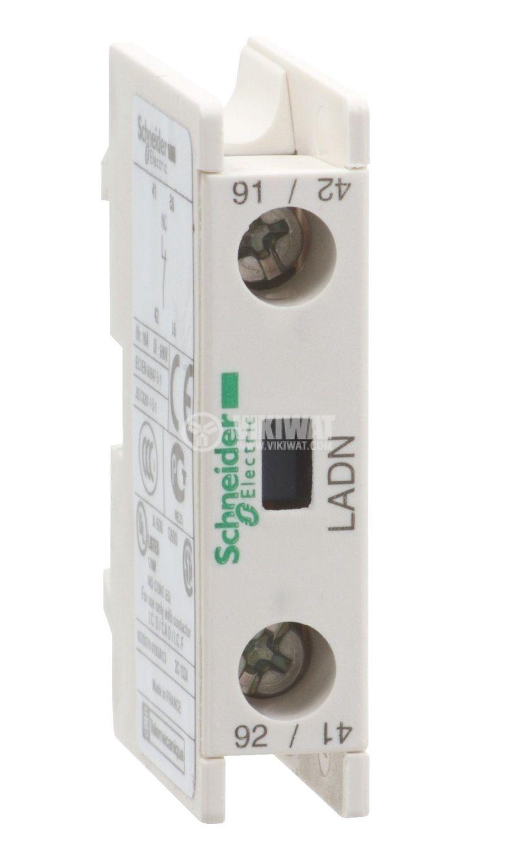 Помощен контакт LADN01 10A/690V SPST NC
