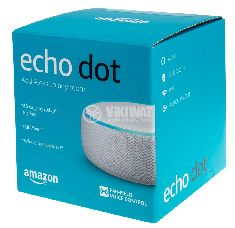Amazon Echo Dot 3 - 4