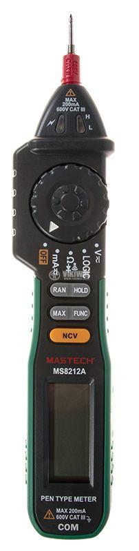 Дигитален мултиметър MS8212A - 2