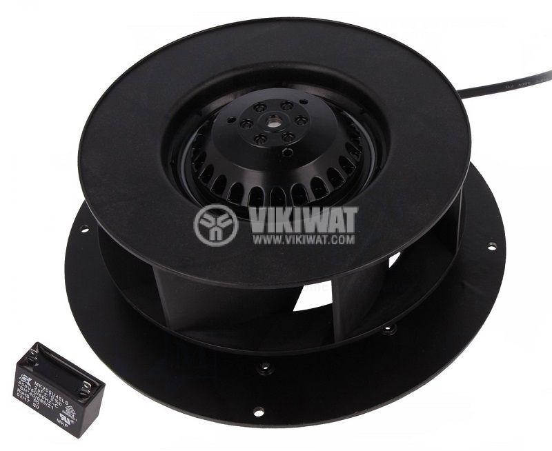 Вентилатор 230VAC, радиален ф235x87.2mm, със сачмен лагер, 390m³/h, UF190APA23H1C2F - 1
