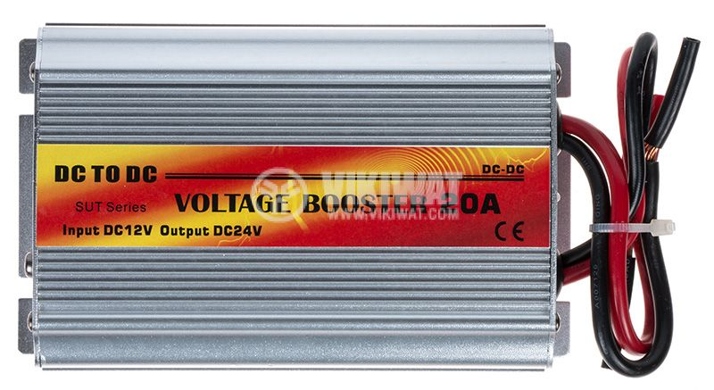 Конвертор 480W 12VDC/24VDC еднопосочен - 2