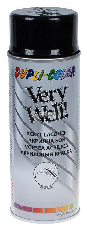 Универсален спрей-боя, черен - 1