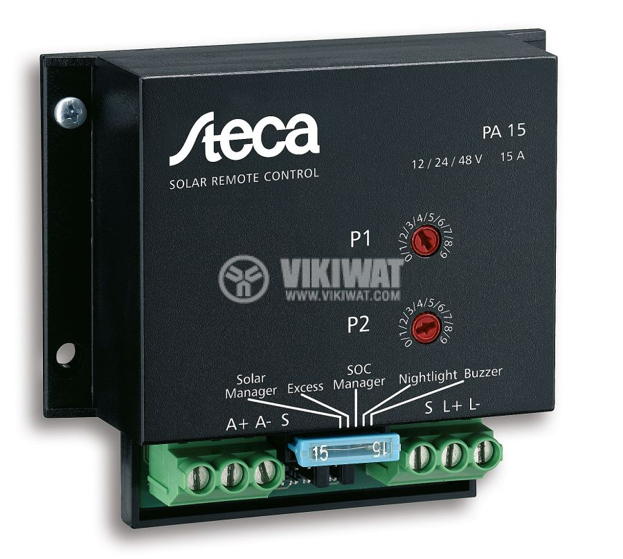 Remote Control Steca PA 15
