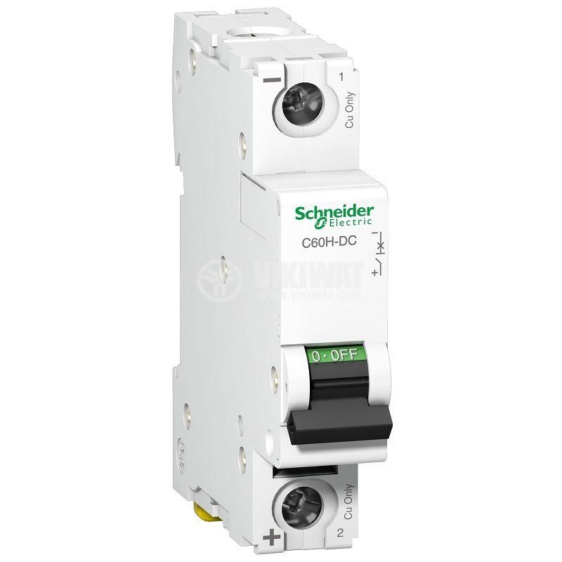 Miniature circuit breaker single pole 10A 250V A9N61508
