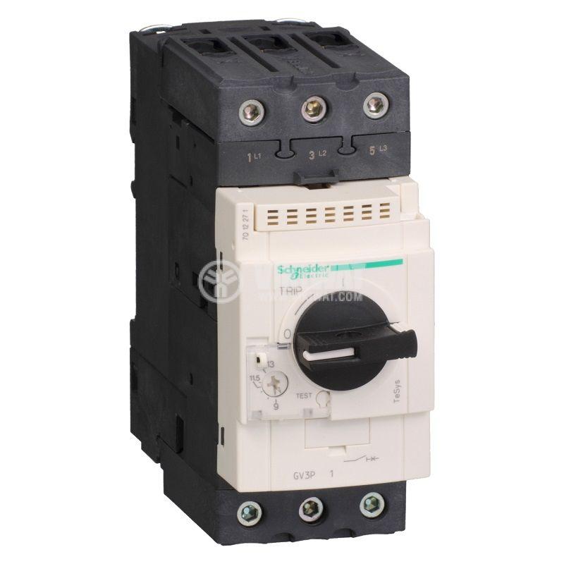 Моторна защита, термо-магнитна, GV3P25, 17~25A