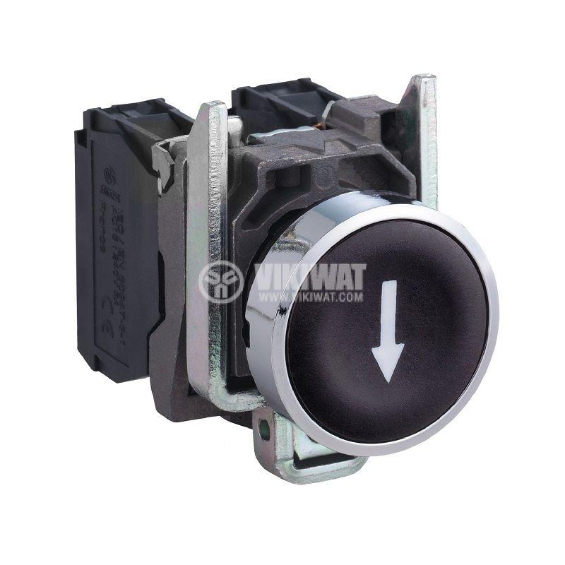 Панелен превключвател, XB4BA3351