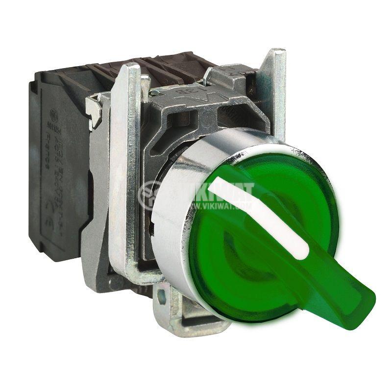 Панелен превключвател, XB4BK133M5