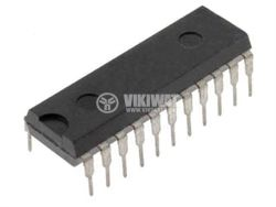 Интегрална схема 40115, CMOS, High Speed 8-Bit Bidirectional  CMOS/TTL interface Level Converter, DIP22 - 1