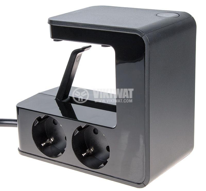 Splitter 4 shuko sockets - 4