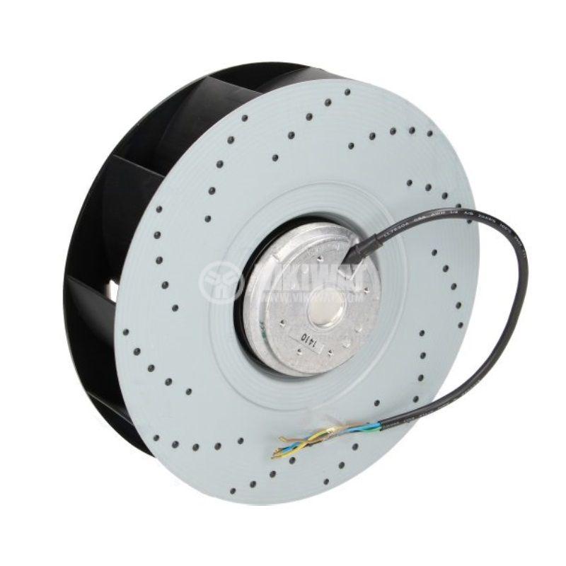 Вентилатор 230VAC, радиален UF250APA23H1C2A - 2