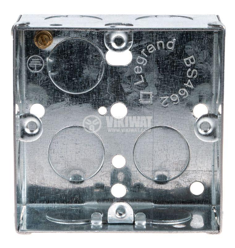 Конзола за бойлерно табло за вграждане - 2