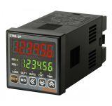 Брояч на импулси/време, CT6S-1P2, електронен 24VAC/24~48VDC, 2xNPN/PNP, 0,001s до 99999.9h / от 0 до 999999
