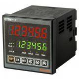 Брояч на импулси/време CT6M-1P4T електронен NPN PNP RS485