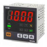 Temperature controller TC4M-24R,  100~240VAC,  0.1~999.9°C,  Cu50, Pt100, J, K, L,  relay+2 alarms
