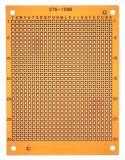Универсална платка PC-11, едностранна с отвори, 71x94x1.6mm, 2.54mm