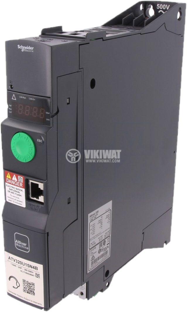 Честотен инвертор ATV320U15N4B - 1