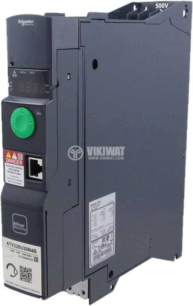 Честотен инвертор ATV320U30N4B - 1