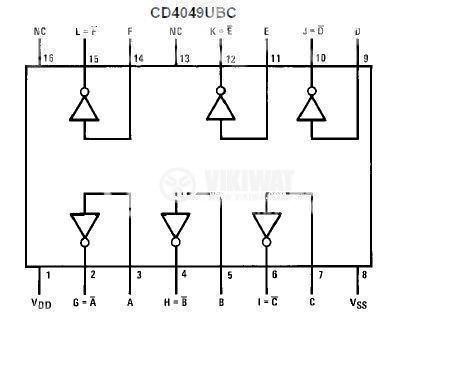 Интегрална схема SMD - 2