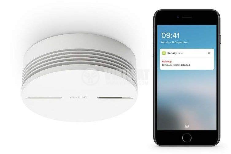 WiFi Smart детектор за дим - 3