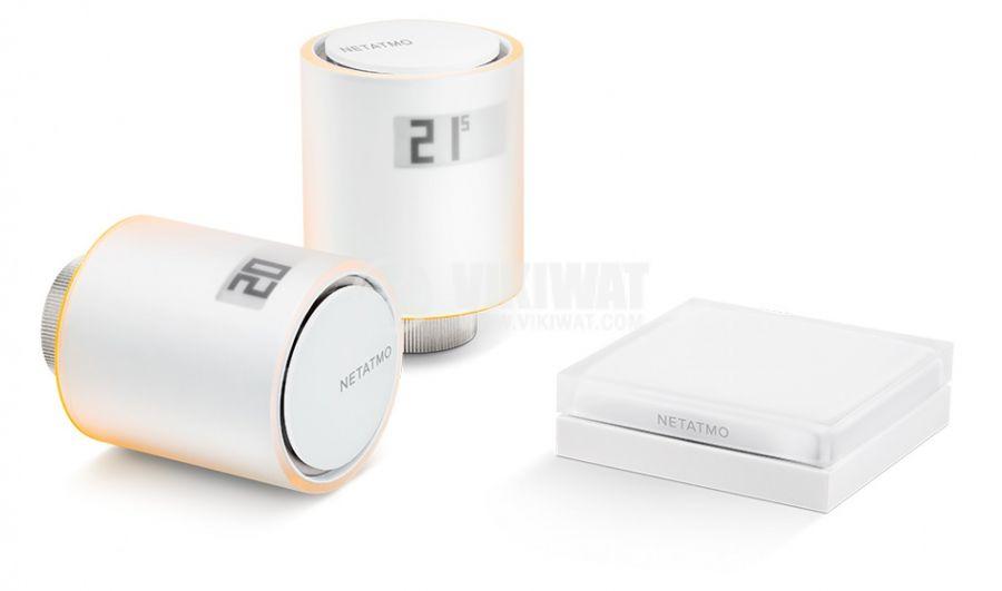 Wi-Fi Smart вентил - 1
