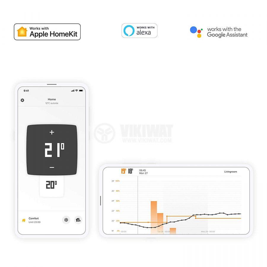 Wi-Fi Smart радиатор - 4