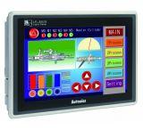 Сензорен дисплей HMI + PLC + I/O модул, 16 входа/изхода, TFT, 7inch, 800x480px, 24VDC, LP-S070-T9D6-C5R