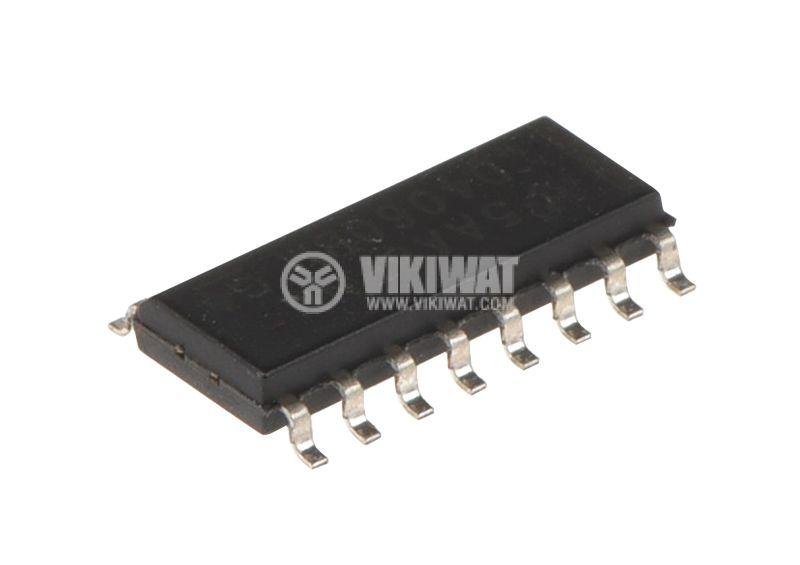 Интегрална схема CD4060BM, 14 Stage Ripple-Carry Binary Counter / Divider, SMD - 1