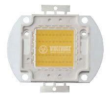 LED диод мощен 20W топло бял 2700K 56x52x4mm