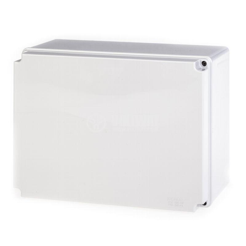 Универсална разклонителна кутия 686.409 за стенен монтаж 300x220x170mm инженерна пластмаса