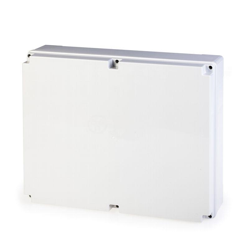 Универсална разклонителна кутия 686.211 за стенен монтаж 460x380x130mm инженерна пластмаса