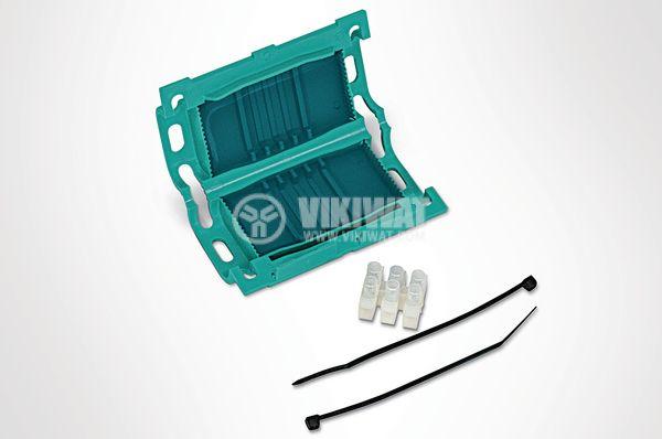 Кабелна муфа с гел и конектор IP68 влагозащитена Relifix V31.5 RELICON HellermannTyton 435-00650