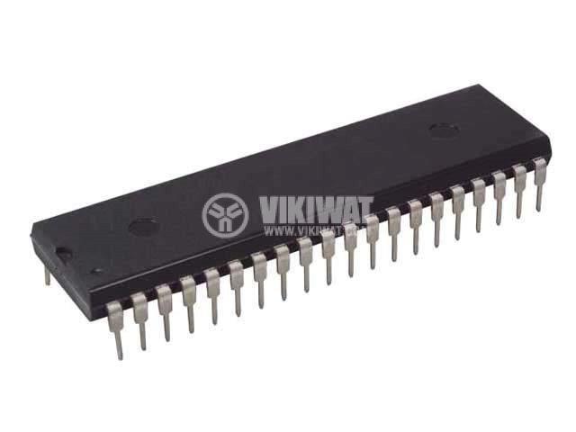Интегрална схема CM607, видеоконтролер, DIP40