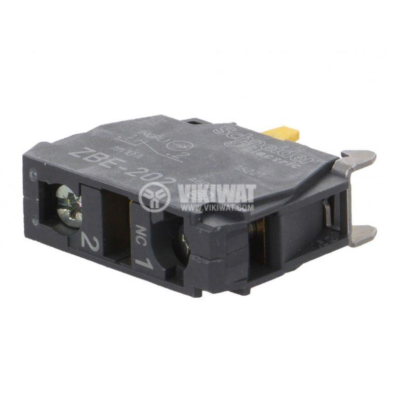 Контактен блок ZBE202 - 2