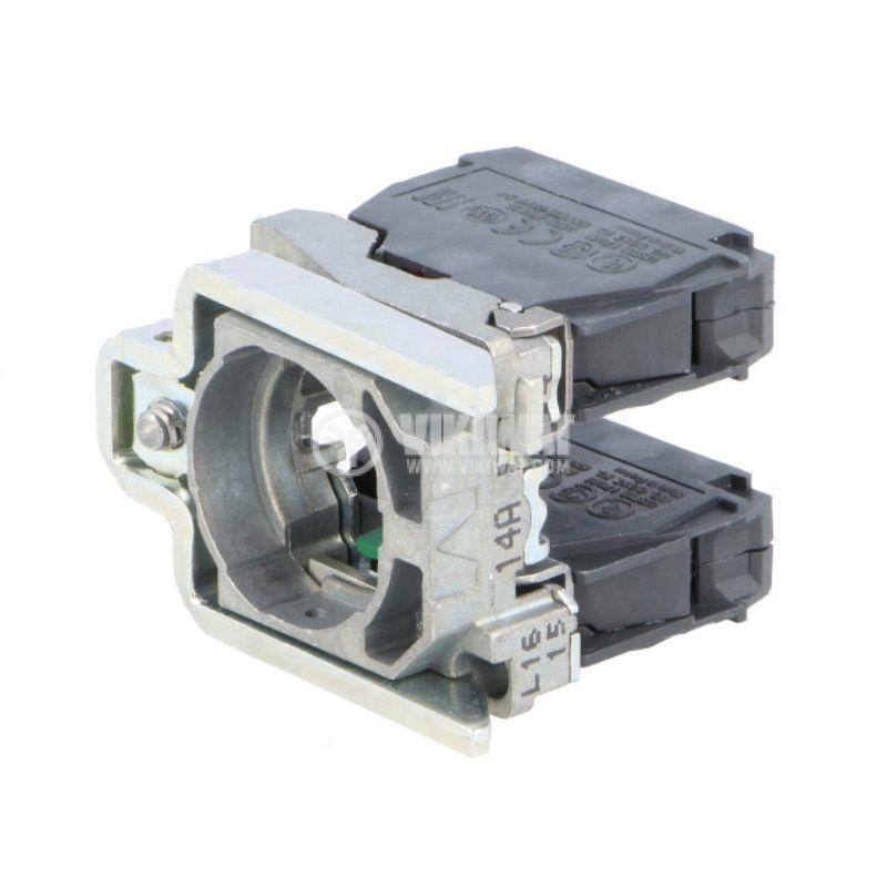 Контактен блок ZB4BZ105, 3A/240VAC, SPST - NO+NC - 1