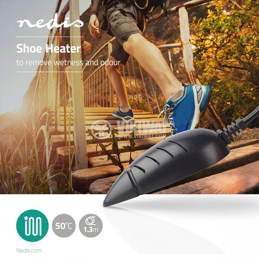 Нагревател за обувки 2x4W до 50° 220VAC - 7