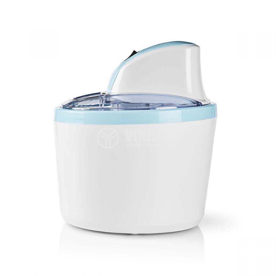 Ice cream machine 1.2l white KAIM110CWT12  - 2