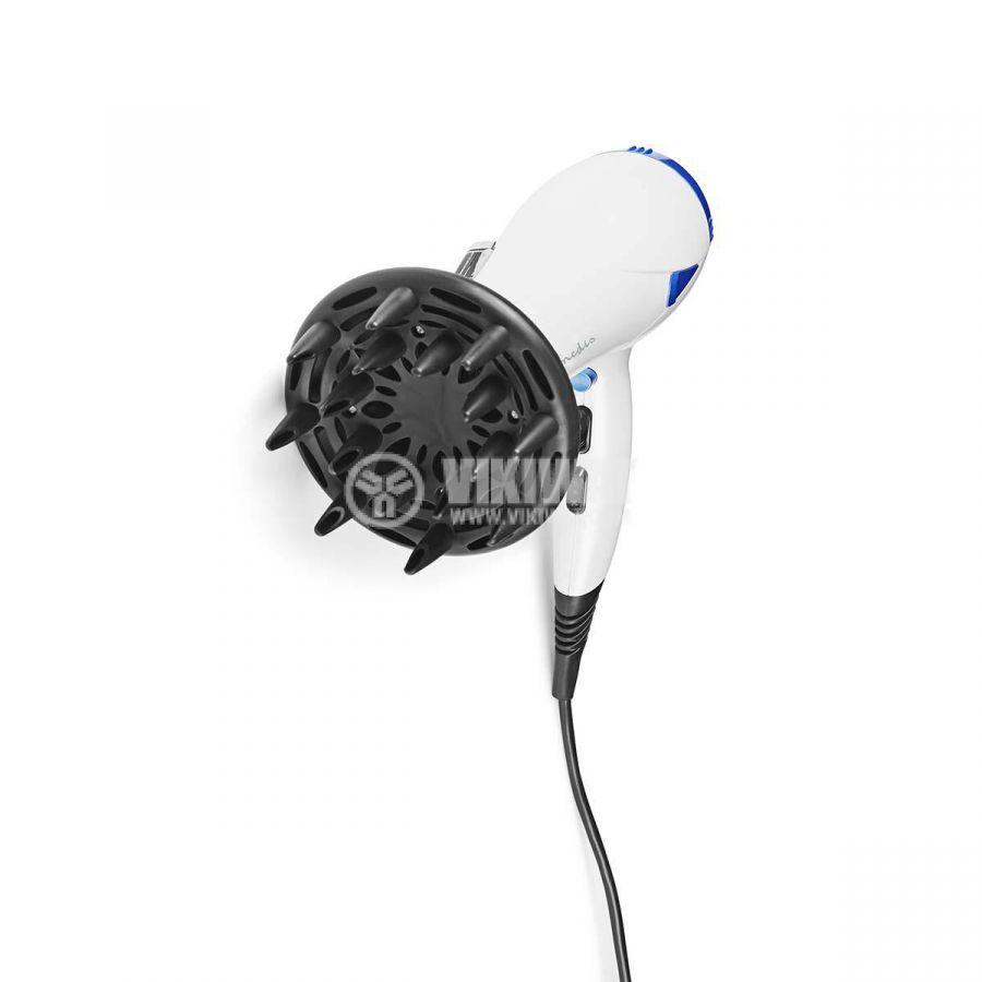 Сешоар PCHD120WT, 2000W, с йонна технология и охлаждане, бял - 4