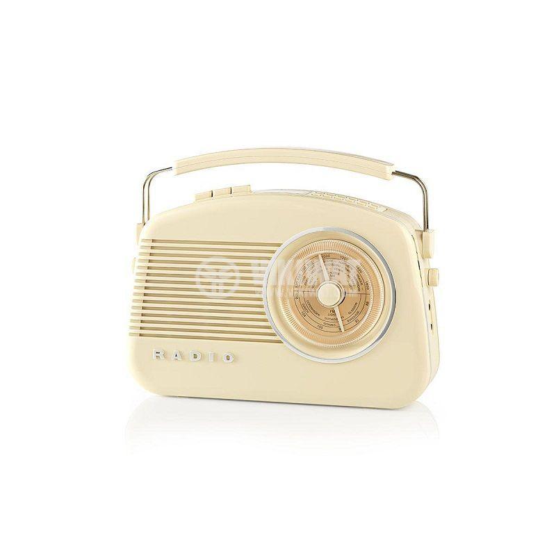 Ретро радио RDDB5000BG FM/AM/DAB/DAB+ 1.8 88~108.5MHz - 2